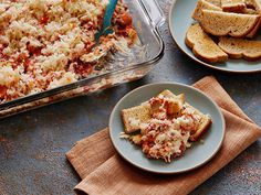 Five-Layer Reuben Dip Recipe : Food Network Kitchens : Food Network - FoodNetwork.com