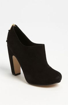 LOVING our new TOPSHOP gear!! Topshop 'Graphic' Arc Heel Ankle Boot available at #Nordstrom