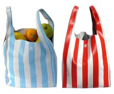 nathalie thakur leather grocery bags