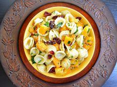 perfect fall pasta salad