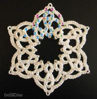 star motif