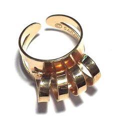Sarah Coventry Cosmic Wrap Around Vintage Ring by timmaryjewelry, $12.00