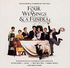 mike newel, chick flick, funny movies, funer, cinema, weddings, 1994, films, favorit movi