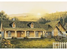 country home