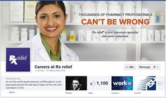 Careers at Rx Relief does a great job with not only their Facebook Timeline adoption, but also interacting with their fans. Check out their parent company's page as well: www.facebook.com/PrideStaff