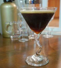 White Lightening Espresso Martini @Ole Smoky