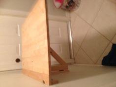 fold down shelf bar on pinterest laundry rooms ikea and bar. Black Bedroom Furniture Sets. Home Design Ideas