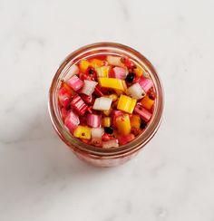 pickled rainbow chard stems / loveandlemons.com
