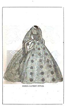 Arthur's Home Magazine April 1860