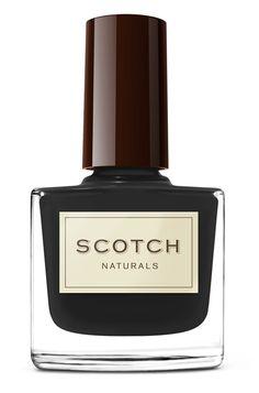 Scotch Naturals in Black Tartan