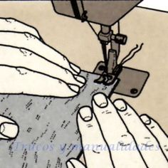 Costura a máquina consejos útiles.- Cómo coser a máquina.- Manualida