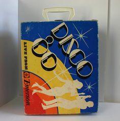 Disco 80 Record Player