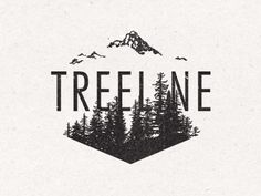branding... love the treeline and mountains by Bryan Rees