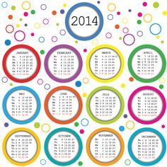 Happy New Year 2014 Calendar HD Wallpapers_1