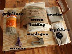 Custom Ironing Board