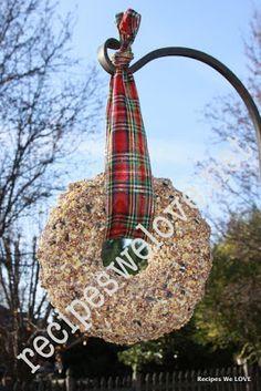 bird wreath, gift, kitchen ideas, diy birdse, birdse wreath