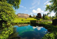 Cowley Manor hotel in the Cotswolds