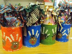 Holiday Buckets...(Easter ♥)