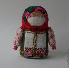 Народные куклы ручной работы. Ярмарка Мастеров - ручная работа Зернушка. Handmade.