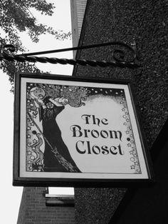 magic, bewitch, closets, broom closet, halloween