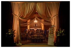 Barn door draping do