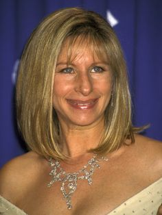 Barbra Streisand Celebrity Hairstyles, Bob Hairstyles, Long Bobs, Bob ...