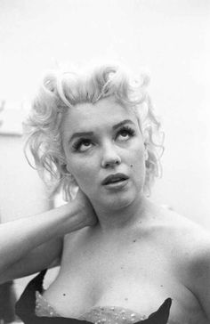She became frustrated when her wardrobe fitting did not go well...   31 Candid Photos Of Marilyn Monroe In New York
