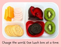 Lunchables or MOMables? #ProjectLunchBox