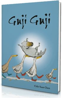 Guji Guji, Written by: Chih-Yuan Chen | Read by: Robert Guillaume. http://www.storylineonline.net/guji-guji/