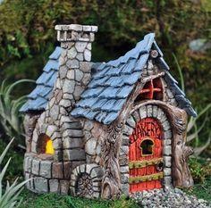 Bakery for Fairy Garden