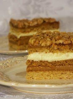 Przyjemność z pieczenia: Ciasto Snikers