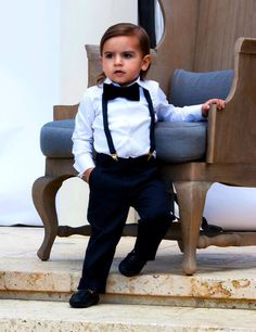 My kids are going to be dressed like mason disick all the time fashion, masons, bow tie, style, mason disick, babi, kardashian, ador, kid