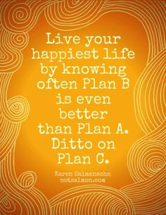 Plan K.... Love this one!