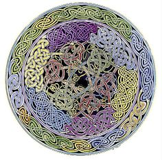 Ancient Scottish Art | Ruth Tait Celtic Art Image