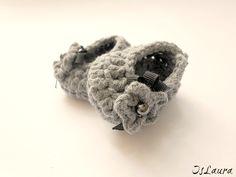 Crochet Scarpines - Tutorial