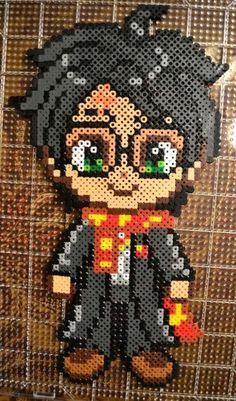 Hama/perler beads- Harry Potter