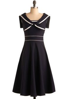Sailor Dress. -- just darling
