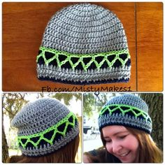 Icicles Beanie eBook ~ free pattern