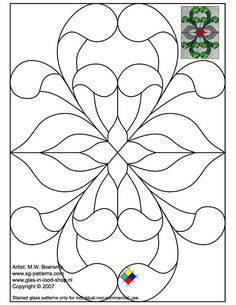 Stained Glass Patterns for FREE 026.jpg