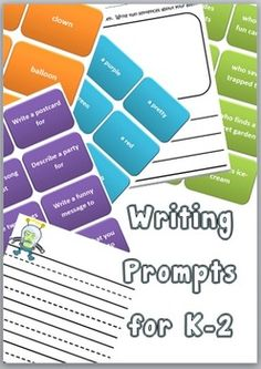 Writing Prompts k-2
