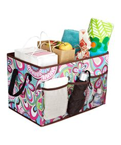 Trunk organizer for the car!