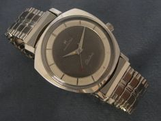 HAMILTON ELECTRIC WATCHES By Unwind In Time - Hamilton Electric Sea-Lectric II GRAY DIAL