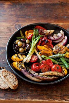 roasted veggies @Hotel_Lajta_Park Address: 9200 Mosonmagyaróvár Vízpart utca 6 www.hotellajtapark.hu info@hotellajtapark.hu
