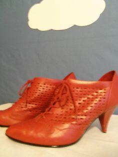 Vintage Red Heels
