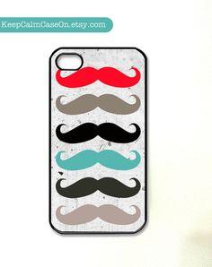 mustache case