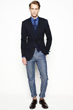 J.Crew Spring 2013 Menswear