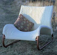 averi sweet, loung chair, modern chairs, comfi chair, lounges, knit chair, outdoor chairs, lounge chairs, knit sweater