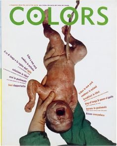 Colors Magazine - It's a baby!
