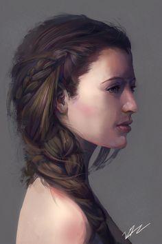 Digital Art by Junlin Wang