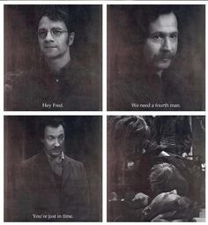 I just cried....